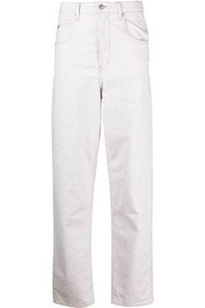 Isabel Marant Étoile Damen Straight - Straight-leg jeans