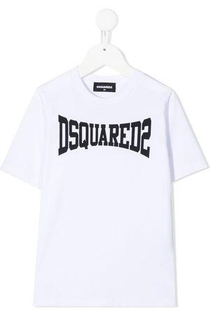 Dsquared2 Kids Jungen Shirts - Logo-print T-shirt
