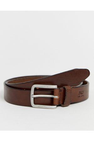 Jack & Jones Leather belt in