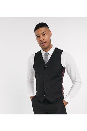 ASOS Herren Westen - Tall slim suit waistcoat in