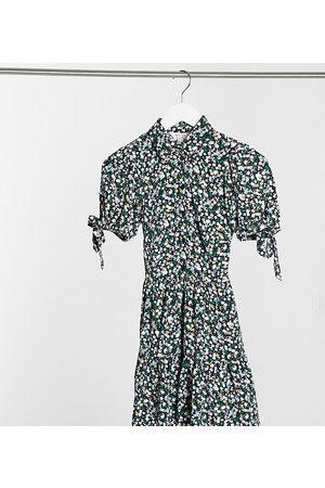 Miss Selfridge Shirt dress in floral print