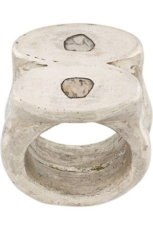 Parts of Four Ringe - Stack ring