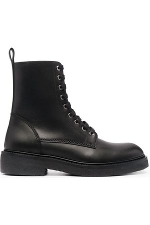 AMIRI Herren Stiefel - Leather lace-up boots