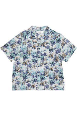 Bonpoint Hemd Steve aus Baumwolle