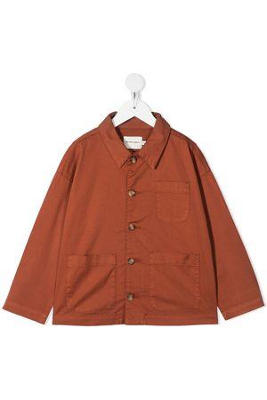 THE NEW SOCIETY Jungen Blazer & Sakkos - Patch pocket shirt jacket