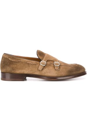 Doucal's Low heel buckled loafers