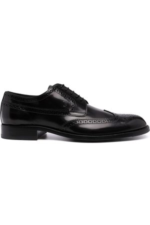Tod's Leather lace-up brogues