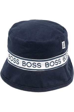BOSS Kidswear Logo-band bucket hat