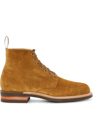 R.M.Williams Chunky lace-up suede boots