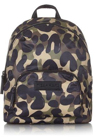 TIBA + MARL Mini Elwood printed backpack