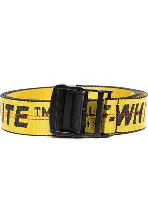Off-White Industrial logo belt