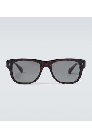Cartier Eyewear Collection Herren Sonnenbrillen - Eckige Sonnenbrille aus Acetat