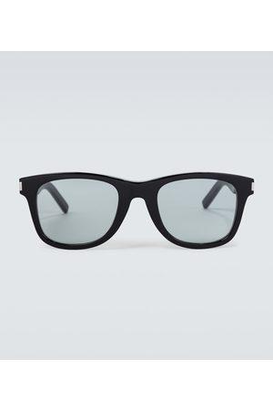 Saint Laurent Herren Sonnenbrillen - Eckige Sonnenbrille aus Acetat