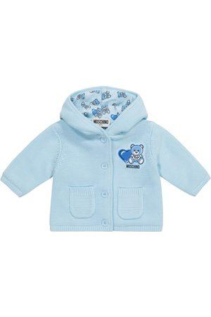 Moschino Kids Baby Cardigan aus Baumwolle