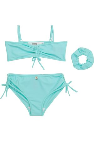 Bonpoint Set aus Bikini und Scrunchie