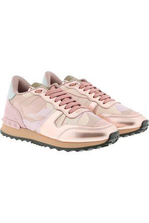 VALENTINO Turnschuhe Rockrunner Sneakers - in pink - für Damen