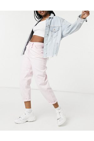 Urban Bliss Loose fit jean in pink