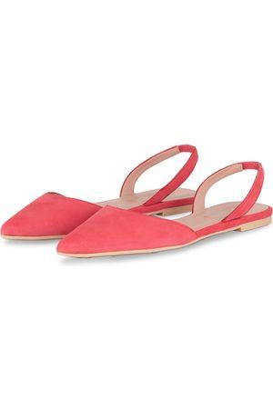 Pretty Ballerinas Sling-Ballerinas Angelis pink