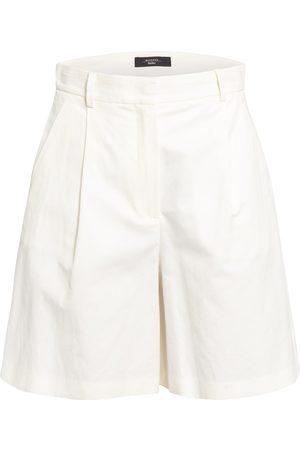 WEEKEND MAX MARA Damen Shorts - Shorts Visino weiss