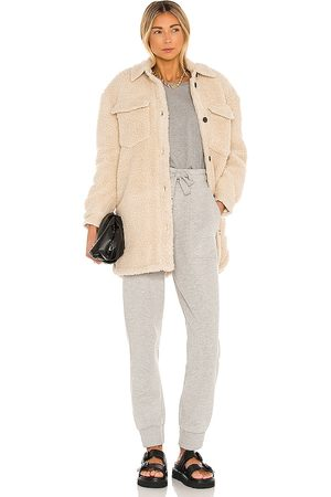 AllSaints Sophie Jacket in - Nude. Size 00 (also in 0, 2, 4, 6, 8).