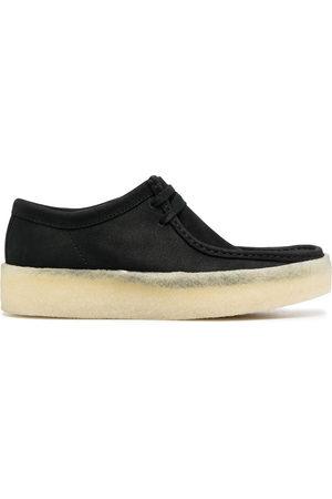 Clarks Herren Schnürschuhe - Wallabee suede shoes