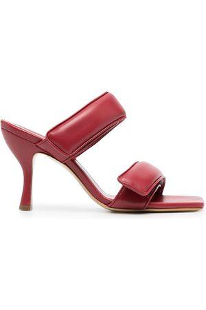 Gia Borghini X Pernille Teisbaek touch-strap sandals