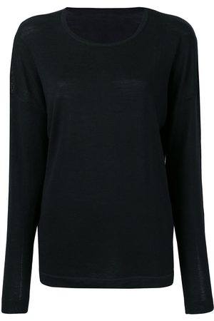 SOTTOMETTIMI Damen Strickpullover - Relaxed-fit jumper