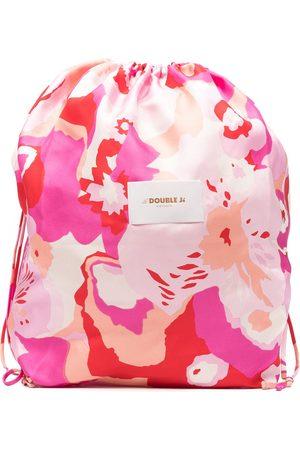 La DoubleJ Logo tie-dye bag