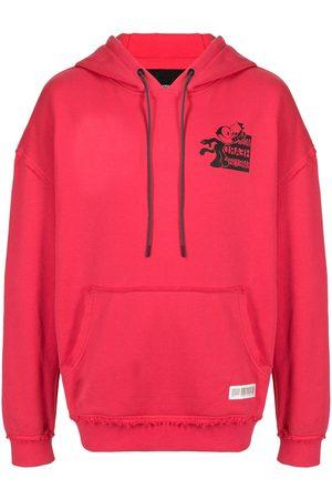 MOSTLY HEARD RARELY SEEN Felix Branded hoodie