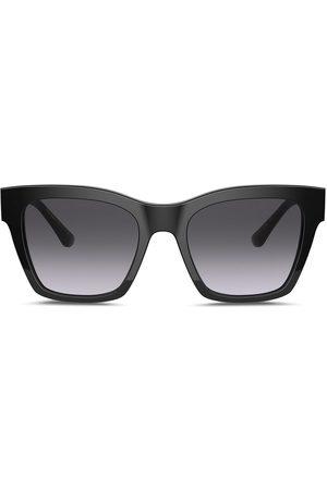 Dolce & Gabbana Logo-detail square-frame sunglasses