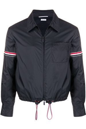 Thom Browne Armband zip-up jacket