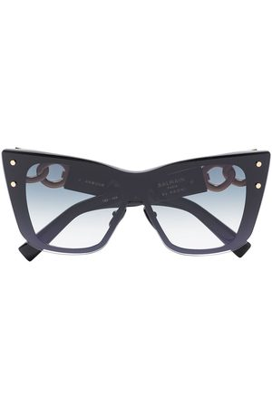 Balmain Armour cat-eye sunglasses