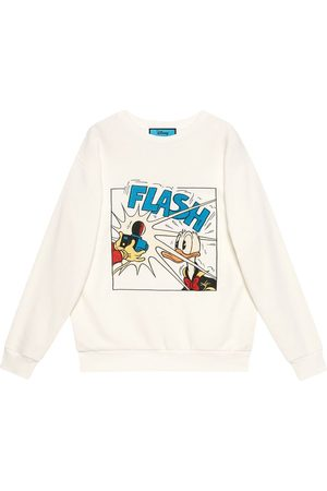 Gucci X Disney Donald Duck sweatshirt