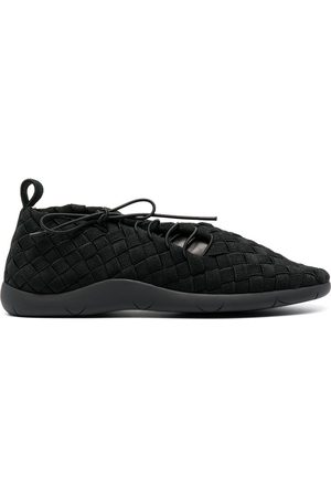 Bottega Veneta Woven low-top sneakers