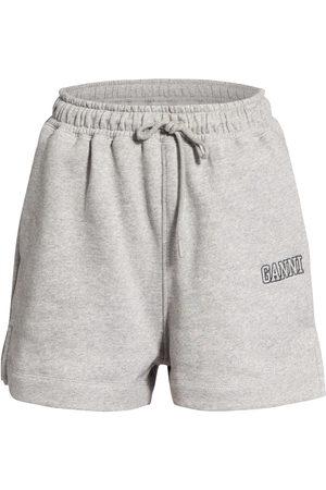 Ganni Damen Shorts - Sweatshorts