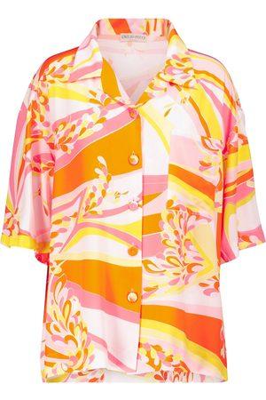 Emilio Pucci Bedrucktes Hemd