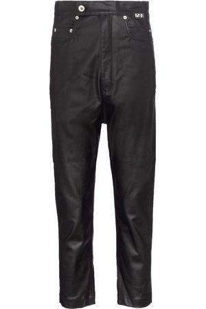 Rick Owens Cropped Jeans DRKSHDW