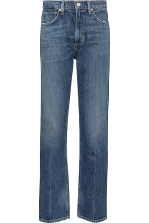 Citizens of Humanity High-Rise Straight Jeans Daphne