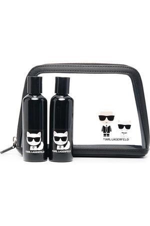 Karl Lagerfeld Zip-up make-up bag