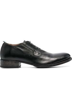 Moma Herren Schnürschuhe - Lace-up leather shoes