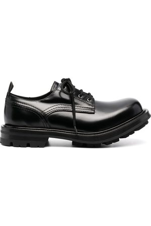 Alexander McQueen Herren Schnürschuhe - Ridged sole lace-up shoes