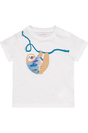 adidas Shirts - Baby T-Shirt aus Baumwolle