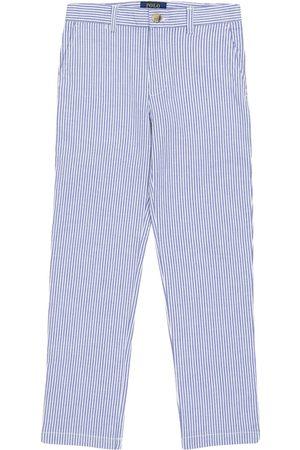 adidas Hose aus Stretch-Baumwolle