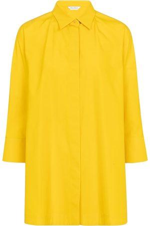 adidas Damen Blusen - Hemd Aleggio aus Baumwolle