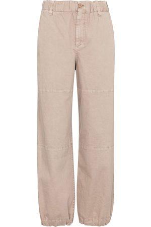 adidas Hose aus einem Baumwollgemisch