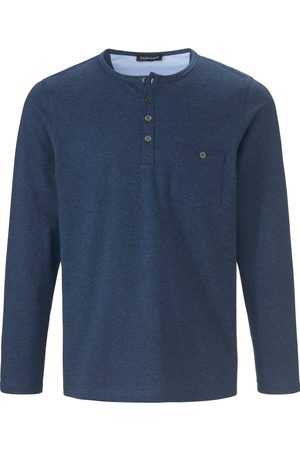 adidas Herren Lange Ärmel - Henley-Shirt