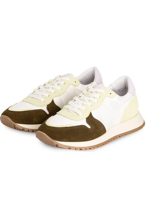 Mrs & HUGS Damen Sneakers - Sneaker weiss