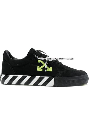 OFF-WHITE Low-vulcanised leather sneakers