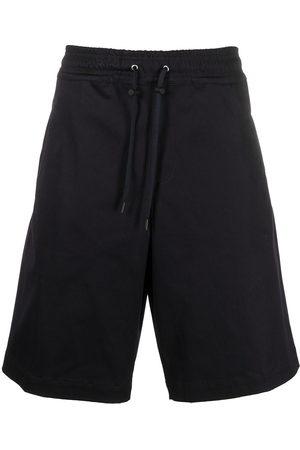 Neil Barrett Herren Kurze Hosen - Knee-length track shorts