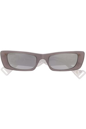 Gucci GG0516S 002 rectangular-frame sunglasses